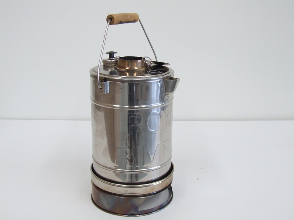 1Ltr Royce Rimfire Bush Kettle