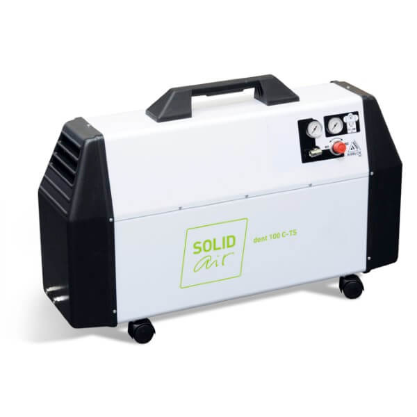 Royce Euro SOLIDair RE100C-TS Oil Free Piston Air Compressor