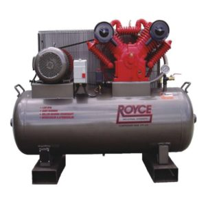 ROYCE RC66, 10HP 3 Phase Air Compressor