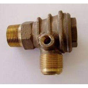 Non-Return Valves - 90 degree